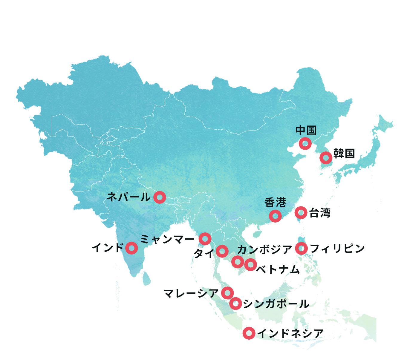 Asia   TOMBOW PENCIL
