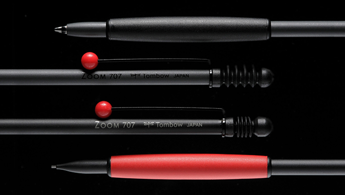ZOOM 707 | TOMBOW PENCIL
