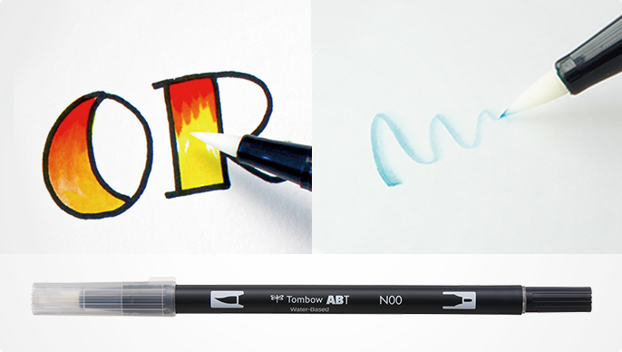 TOMBOW ABT Features