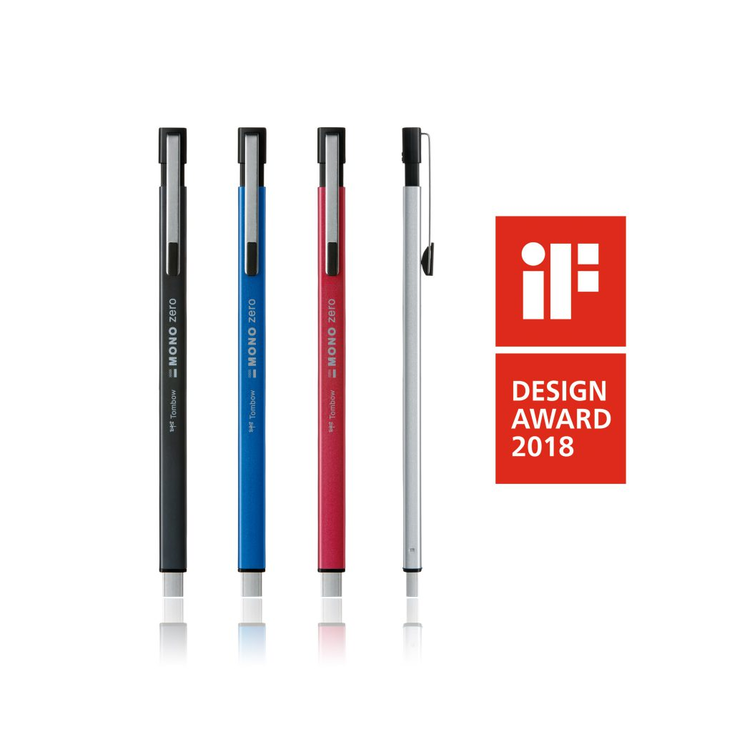 Logo If Design Award 2018:  TOMBOW PENCILrh:tombow.com,Design