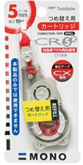 テープ幅:5mm 容量:10m (白色度70%再生紙用) CT-CR5R