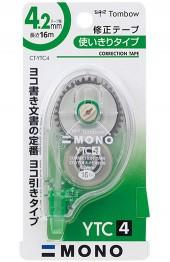 テープ幅:4.2mm 容量:16m CT-YTC4