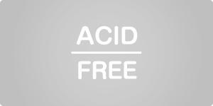 ACID FREE