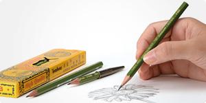 ロングセラー鉛筆